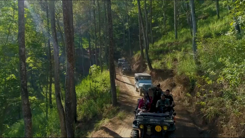 Outbound Adventure Camp