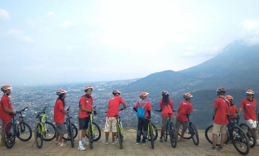 Wisata Sepeda di Malang