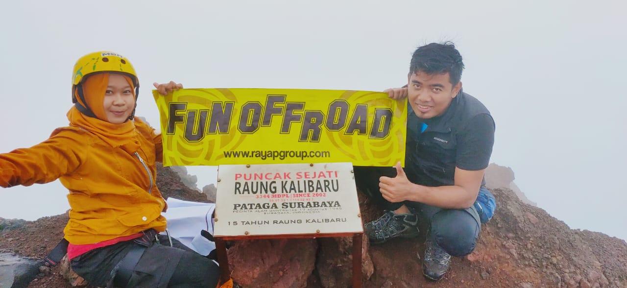 Pendakian Gunung Raung