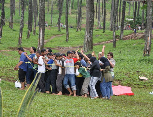 Outbound Pacet Rayap Group