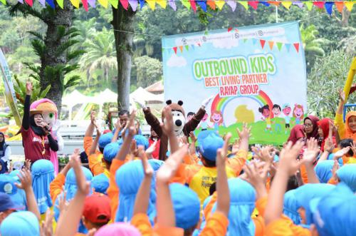 Outbound Anak RA Riyadlul Jannah
