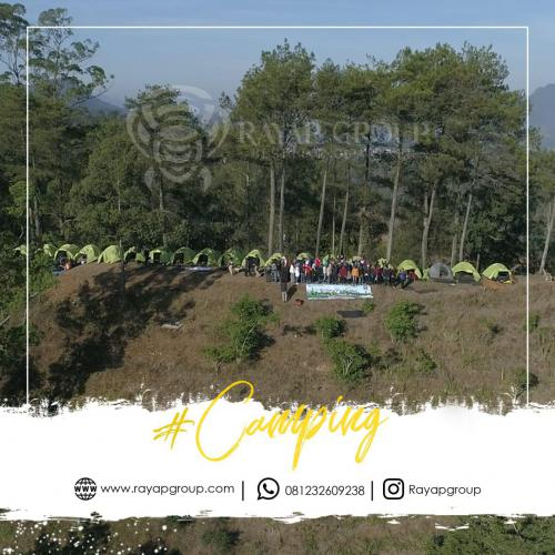 Rayap Outbound Camping